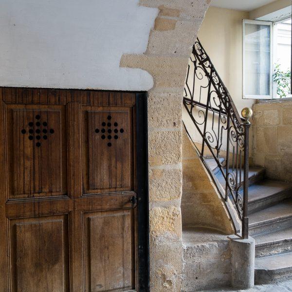 Escalier rue Jacob