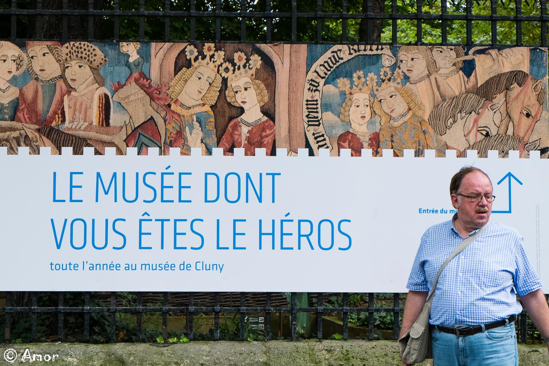 Le héros de Cluny