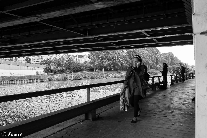 Marne sous le pont