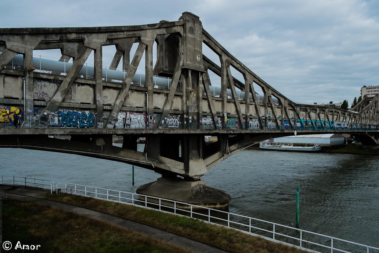Pont Passerelle