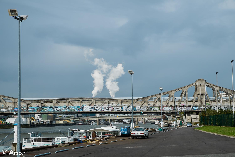 Pont fumant