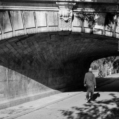 Pont pour le train