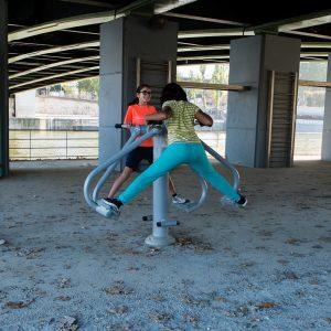 Sport en duo