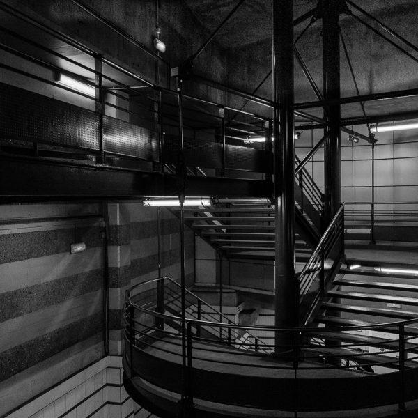 Engageant escalier
