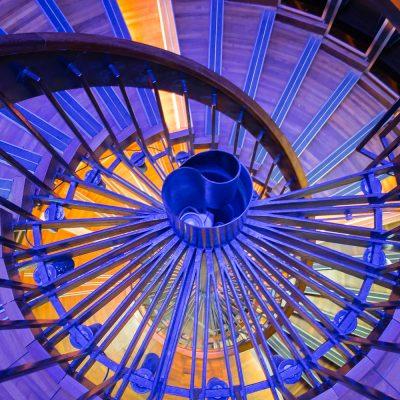 Escalier Grand Palais
