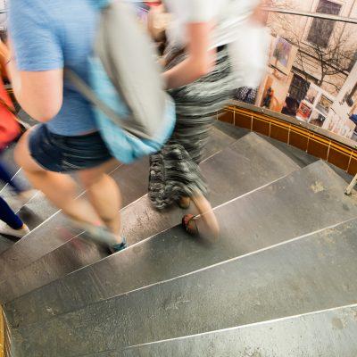 Escalier des Abesses