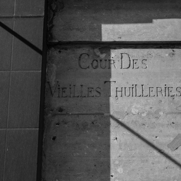 Cour des Vieilles Thuilleries