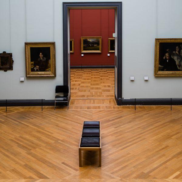 Ingres puis Delacroix
