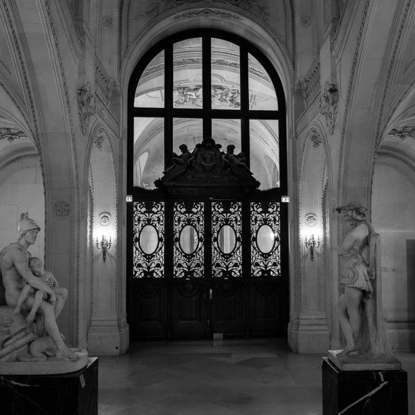 Escalier Richelieu