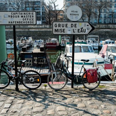 Vélo de plaisance