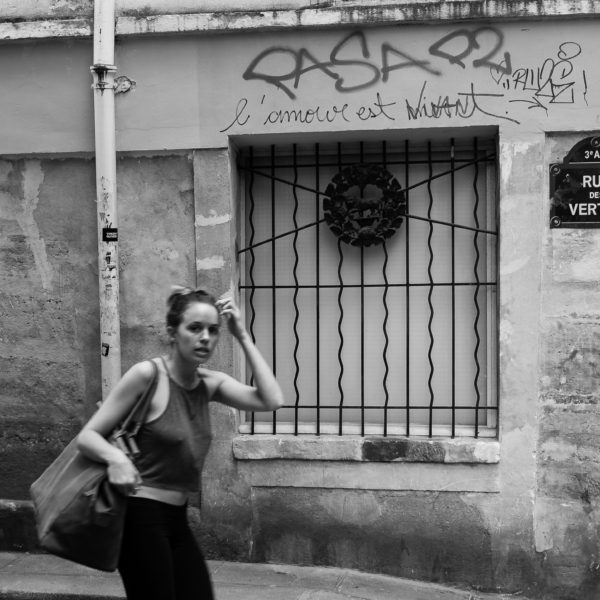 Rue des Vertus N&B
