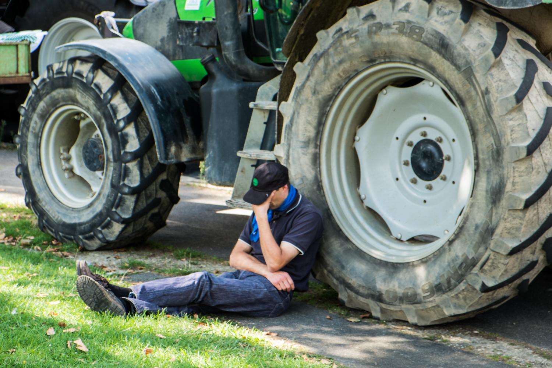 Dormir Pas qu'un pneu