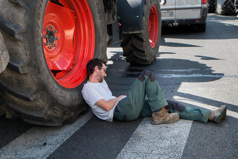 Dormir un pneu
