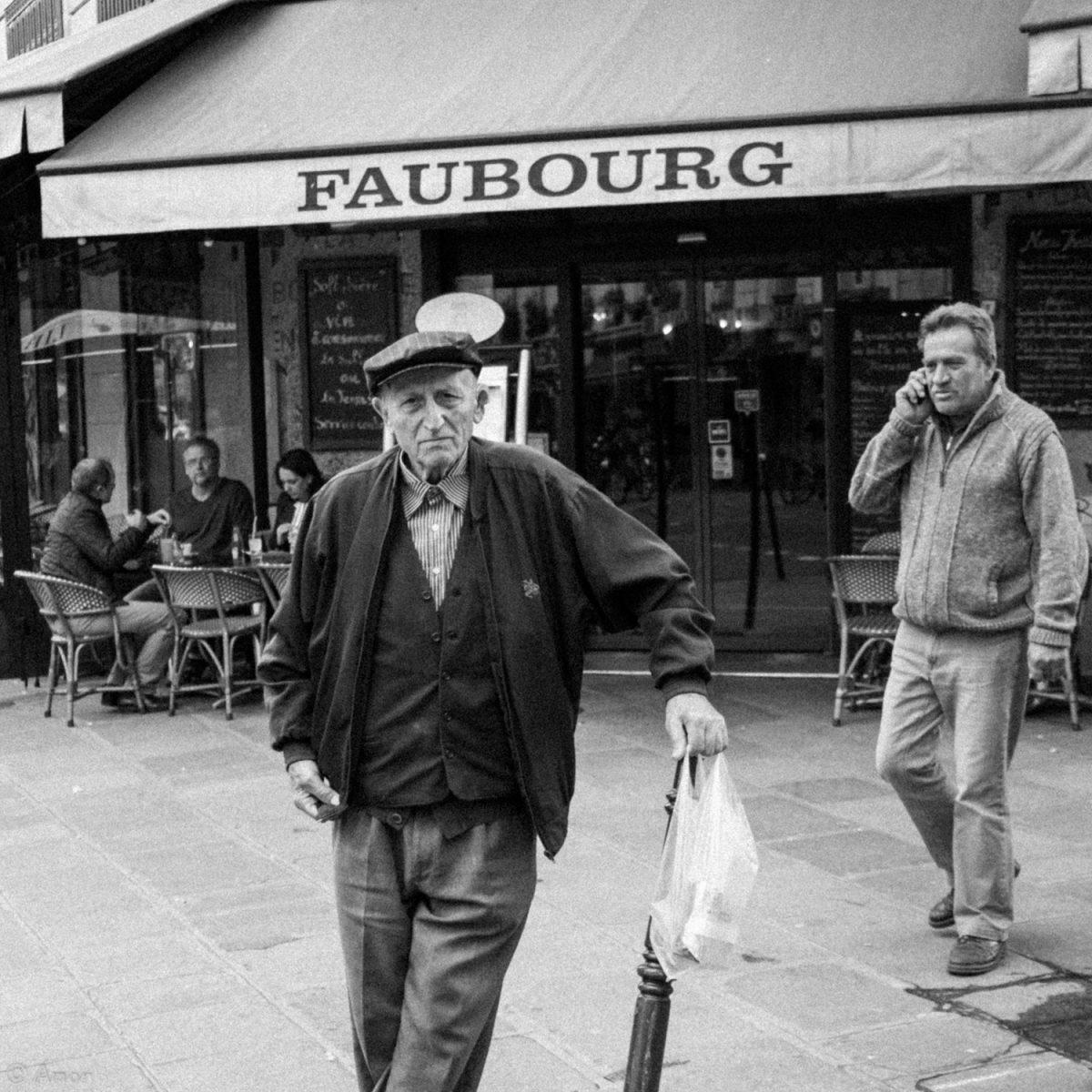 Homme du Faubourg