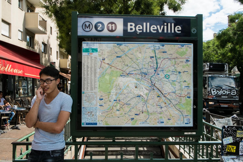 Station Belleville