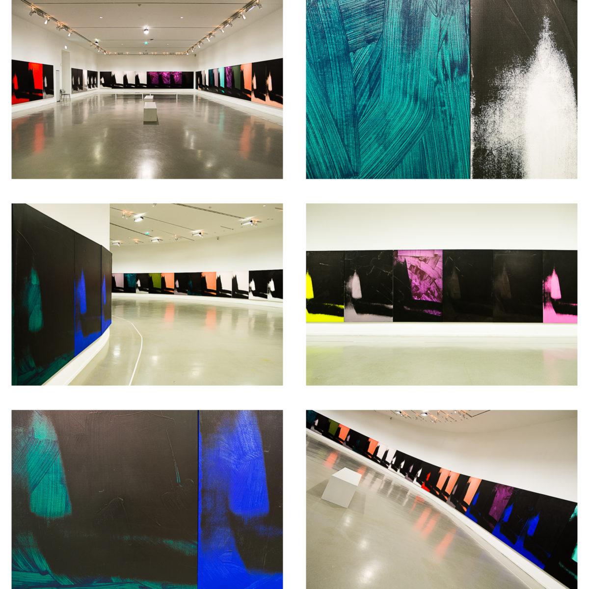 Warhol -Shadows-Planche