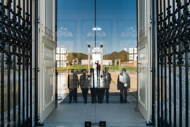 Vaux - Symétrie portes