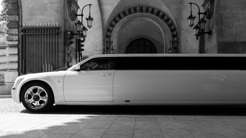 paris-limousine